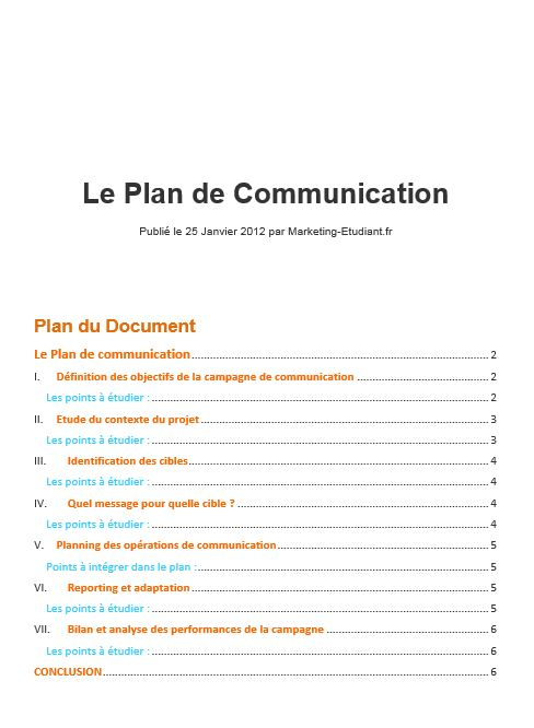 communication plan conclusion Short essay on communication and development communication is the foundation upon which development planner builds various programs of essays, letters.