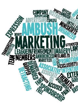 Exposé sur l'ambush marketing