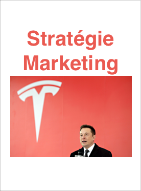 Strat�gie marketing de l'entreprise Tesla