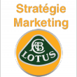 Stratégie marketing du Constructeur Automobile LOTUS