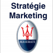 Stratégie Marketing de Maserati