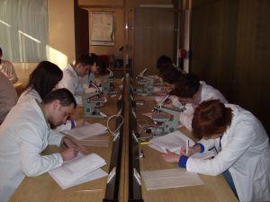 étudiants DUT