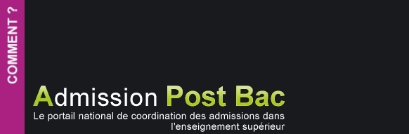 admission post bac