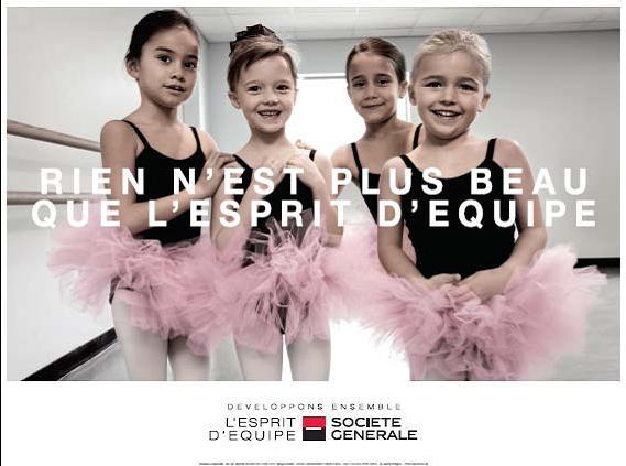 Marketing bancaire soci t g n rale - Esprit d equipe citation ...