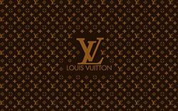 Logo marque Louis Vuitton