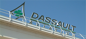 Enseigne Dassault Aviation