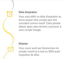 Fonctionnement Gestionnaire Comptes Inactifs Google (1)