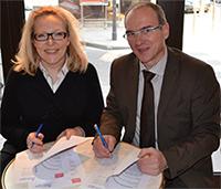 Signature double diplôme ECAM Lyon - ESSCA