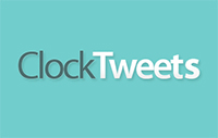 Logo ClockTweets