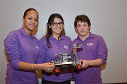 Jeunes lauréats Prix Ingénieurs de l'Année 2012