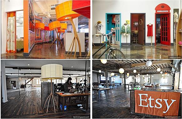 Les 14 plus belles start up : des bureaux qui font rêver