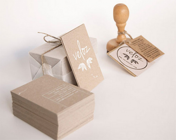 25 cartes de visite cr atives et originales for Visitenkarten ideen