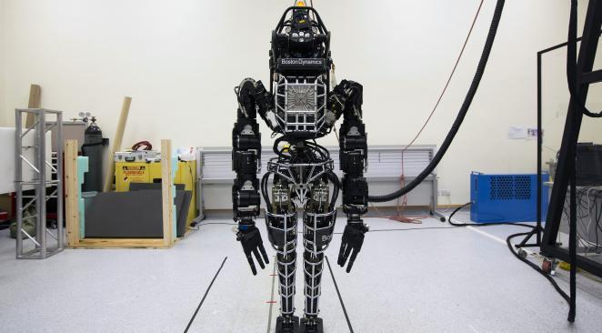 Robot Altas
