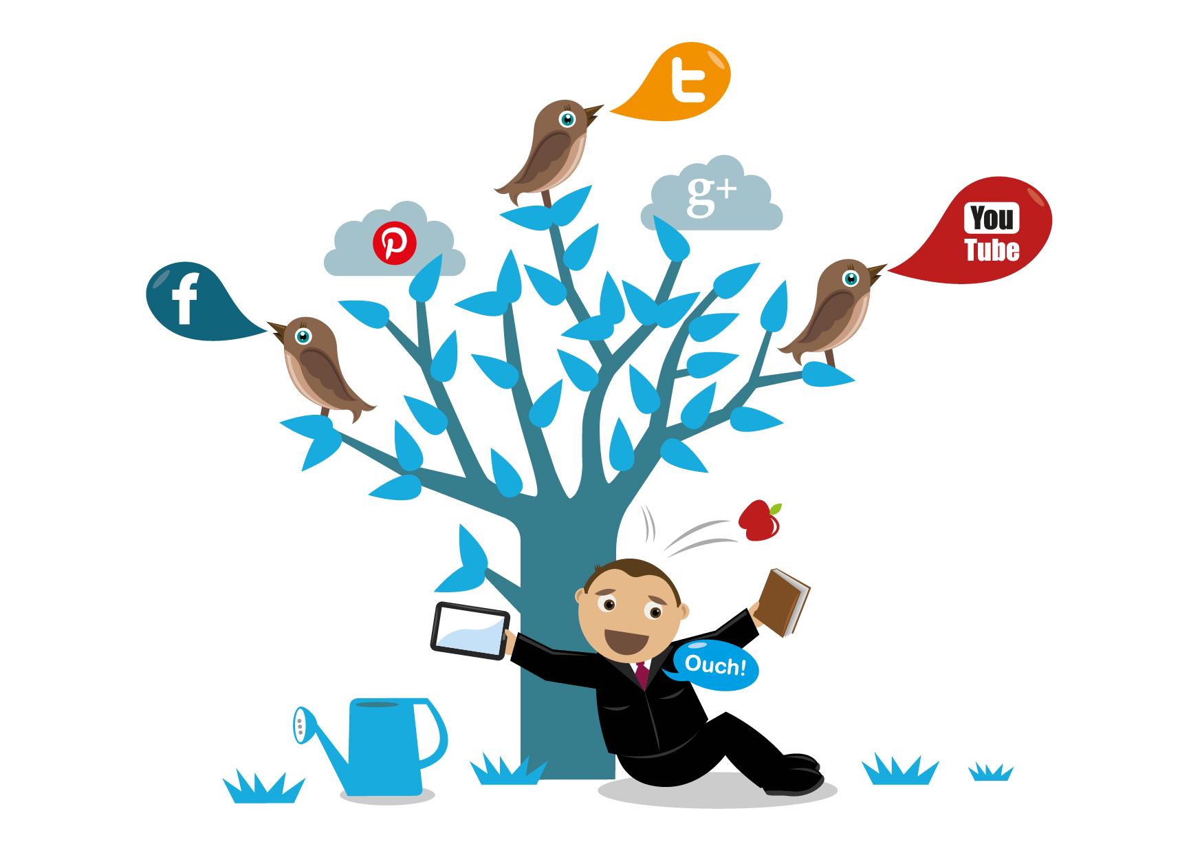 Comment bien utiliser les réseaux sociaux