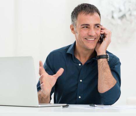 Téléphone entretien