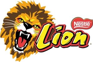 Logo lion nestlé