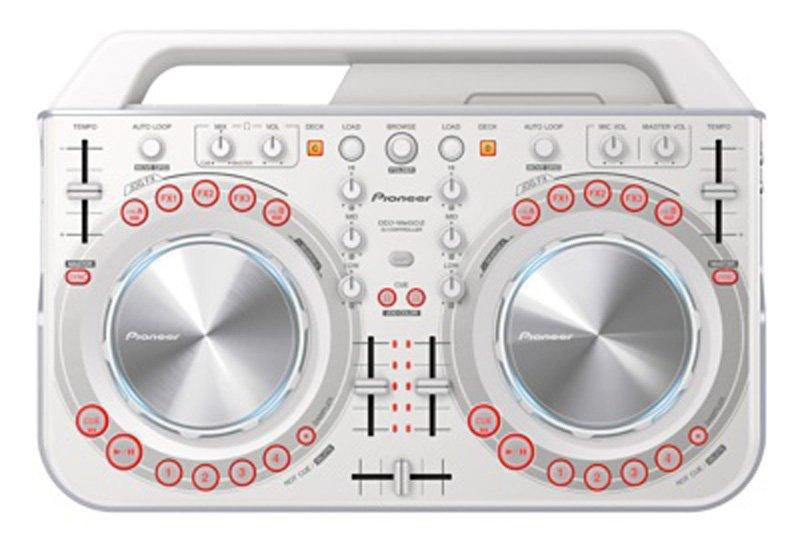 Accessoire Apple : platine de DJ
