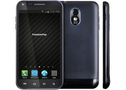 Le smartphone ultra-sécurisé Privacy Phone de FreedomPop
