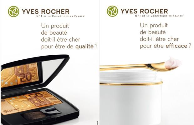 Yves Rocher Etudes De Cas Analyses Marketing Et Communication