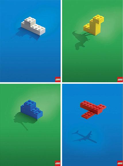 Affiche LEGO
