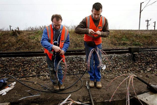 Entretien de la voie ferrée