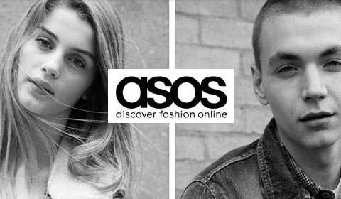Site internet Asos France