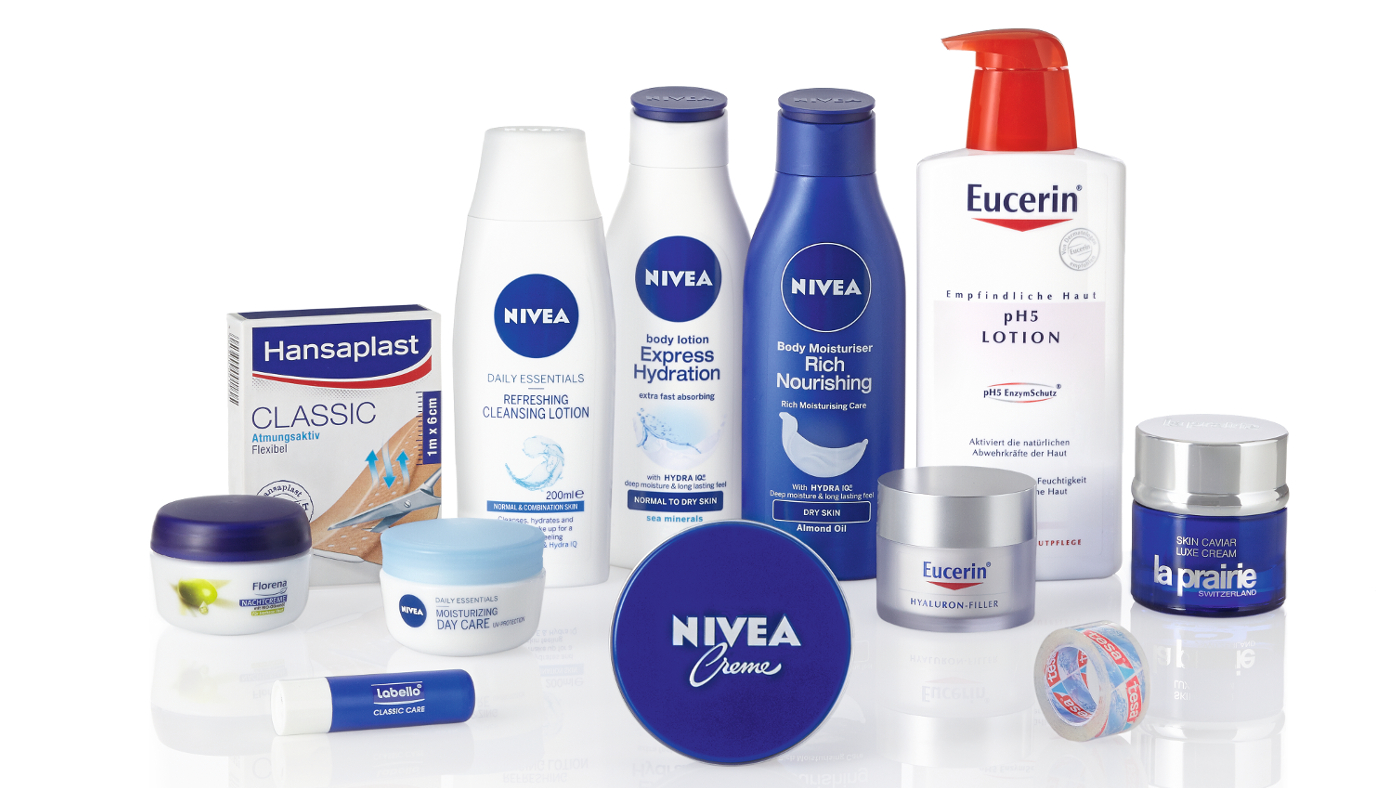 nivea etudes analyses marketing et communication de nivea. Black Bedroom Furniture Sets. Home Design Ideas