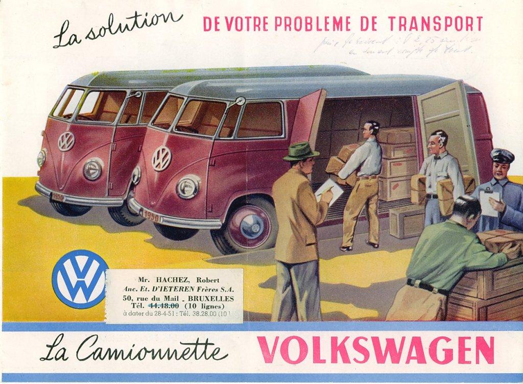 Sehr Volkswagen : Etudes, Analyses Marketing et Communication de Volkswagen DO69
