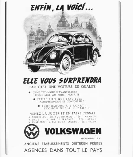 volkswagen etudes analyses marketing et communication de volkswagen. Black Bedroom Furniture Sets. Home Design Ideas