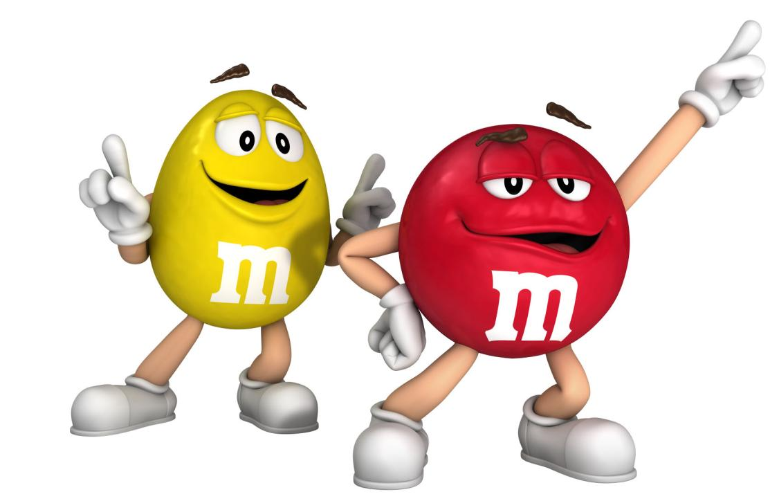 M&M's : Etudes, Analyses Marketing et Communication de M&M's