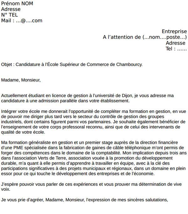 Rdaction de la lettre de motivation concours en tunisie conseils pour votre lettre de motivation altavistaventures Choice Image