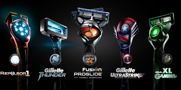 analyse swot gillette
