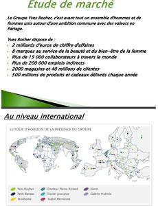 La Démarche Marketing Yves Rocher Exposé Pdf Gratuit