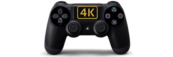 Playstation 4K
