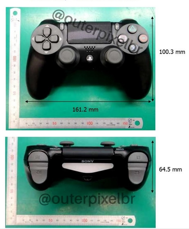 Manette PS4 Slim