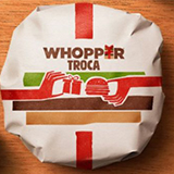 Burger King : un cadeau contre un whooper