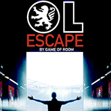 Un escape game au milieu du parc OL